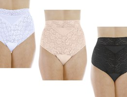 Lace Front Brief